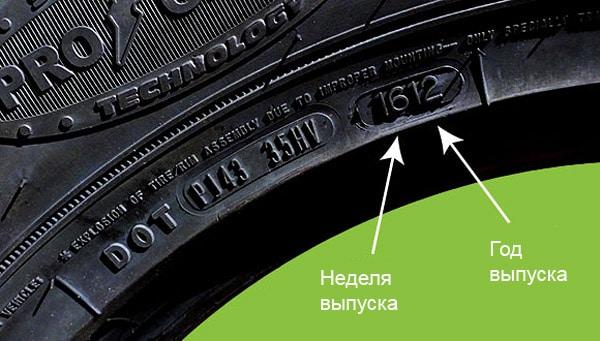 Маркировка шин. Как расшифровываются надписи и значки?