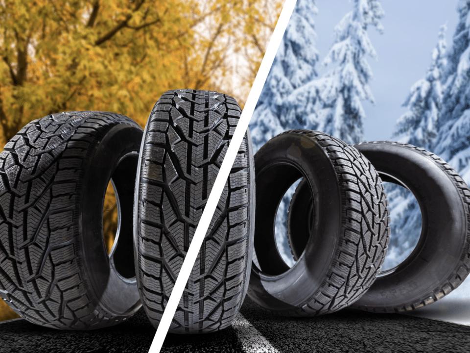Всесезонные шины: плюсы и минусы