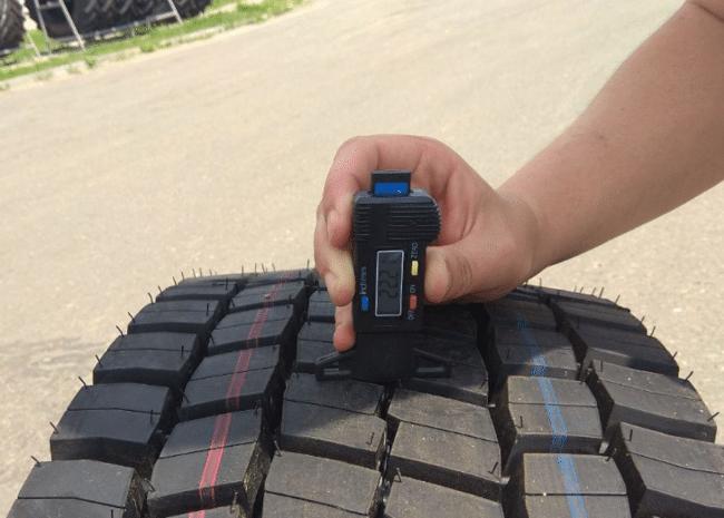 Остаточная глубина протектора шины: когда менять резину?